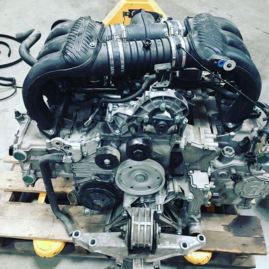 2014 Porsche Cayman Transmission: Few 01S Parts For Sale
