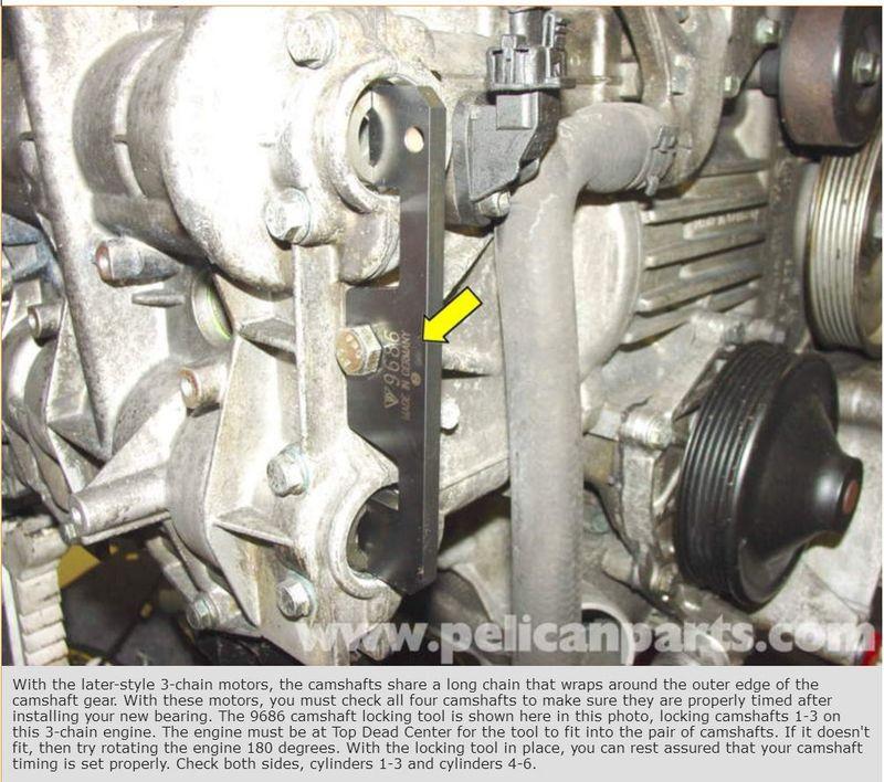 Service Manual [2004 Porsche Carrera Gt Removing Valve