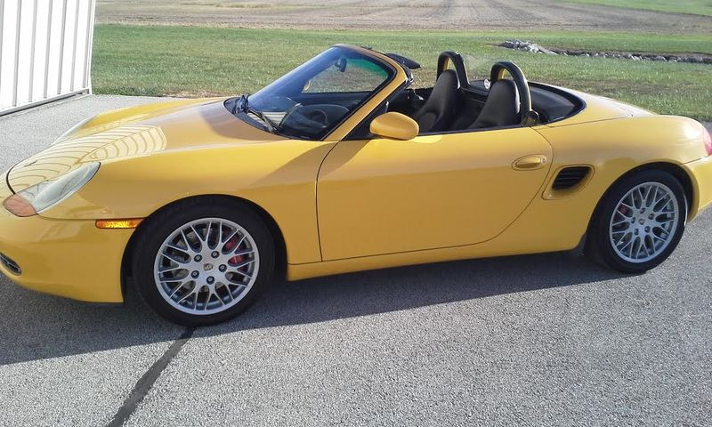 986 forum for porsche boxster amp cayman owners yellow