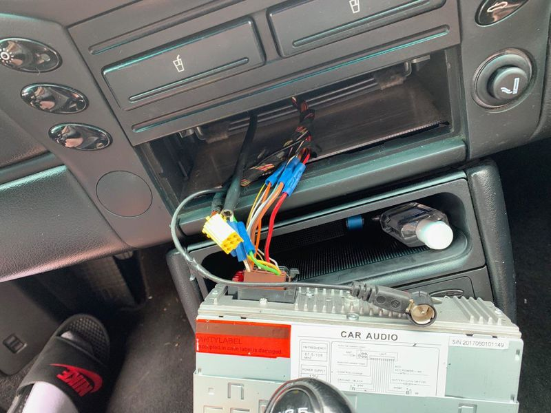 what wireharness is need to fix this after marker radio install? - 986  forum - for porsche boxster & cayman owners  the 986 forum!