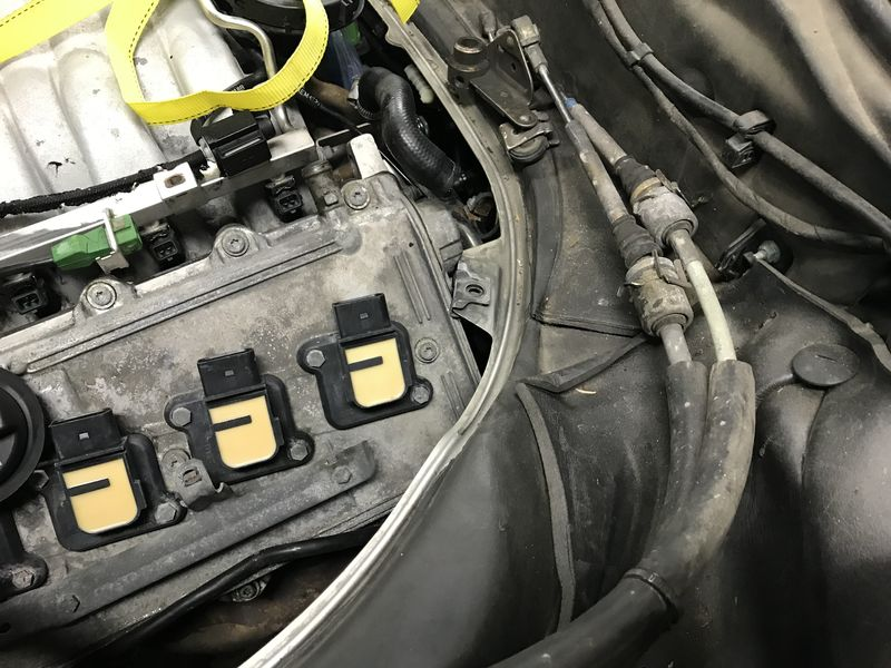 Any progress on V8 engine swap options? - Page 10 - 986 Forum - for Porsche Boxster & Cayman Owners