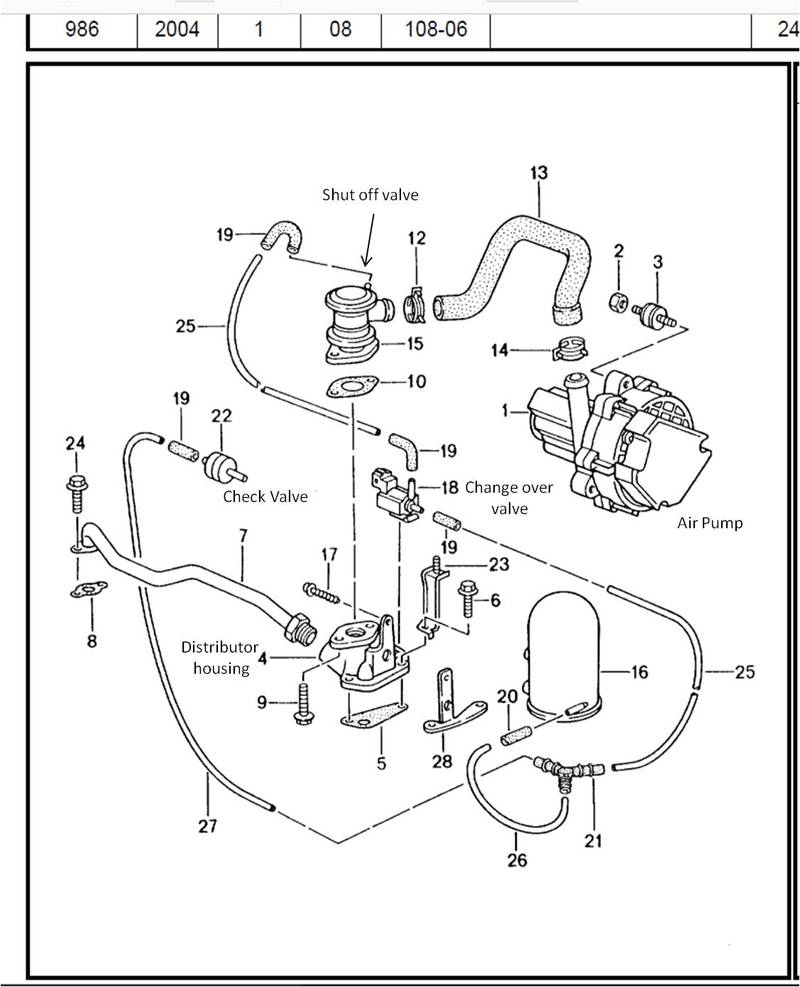 Here is the schematic for an 03 manual: