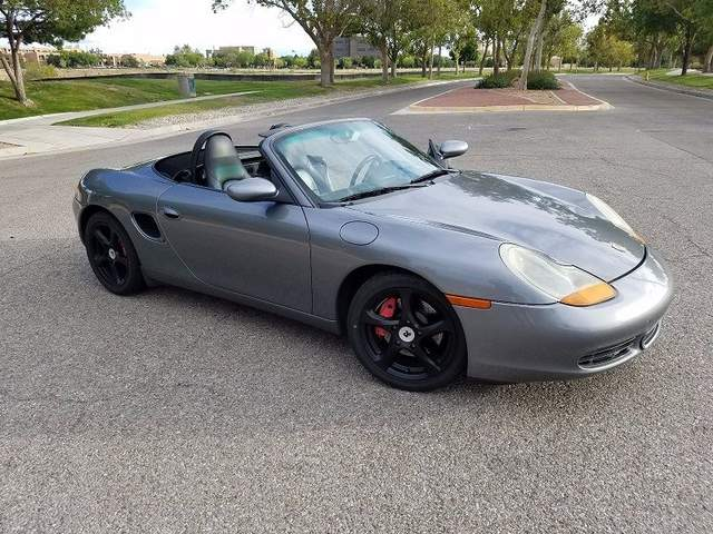 2001 boxster s with 36 986 forum for porsche boxster
