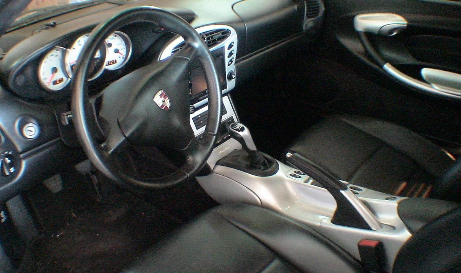 2000 Porsche Boxster Interior Parts